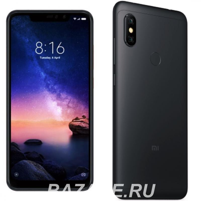 Xiaomi Redmi note 6 pro,  Саранск
