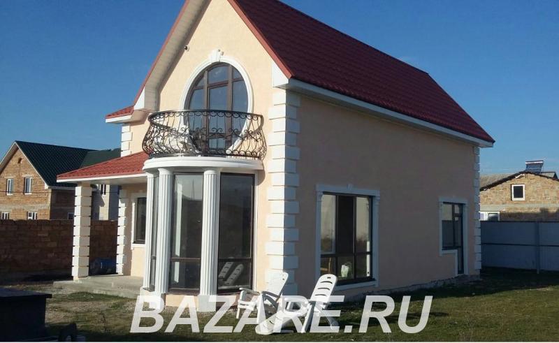 Продаю  дом , 155 кв.м , блочный, Симферополь