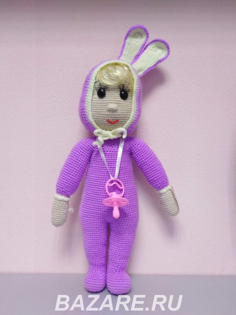 вязаная куколка продам, Краснотурьинск