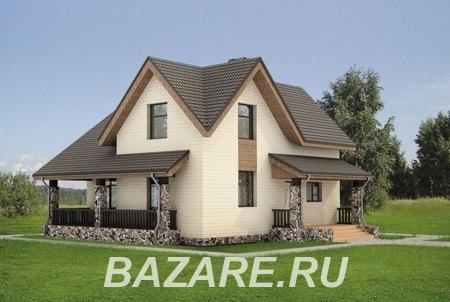 Уютный маленький загородный особняк 10 х 10 м., Москва