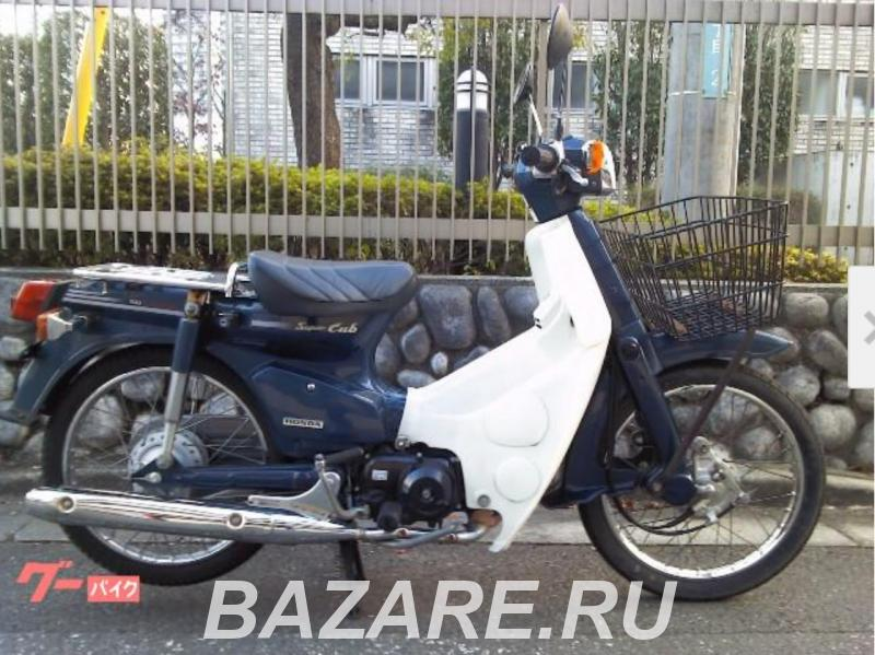 Мотоцикл дорожный Honda Super Cub рама AA01 скутерета ..., Москва