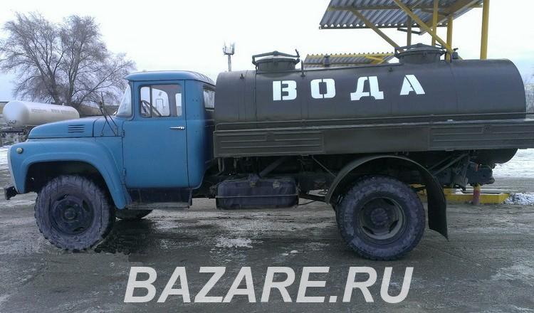 Доставка водопроводной воды. Водовоз.,  Ростов-на-Дону