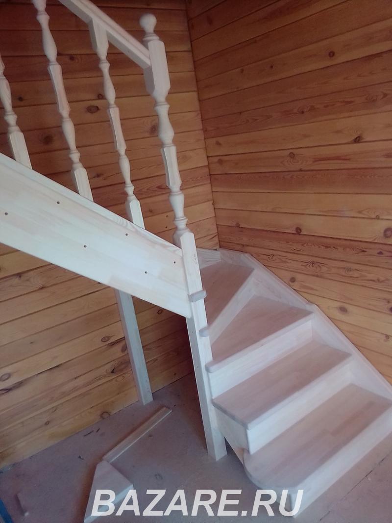 Лестницы из дерева, Тюмень,  Тюмень