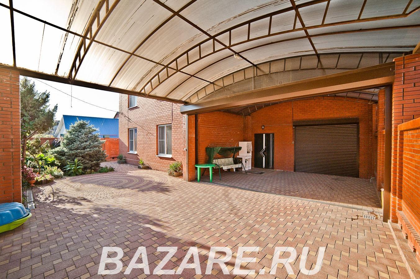 Продаю  дом , 232 кв.м , кирпичный, Краснодар