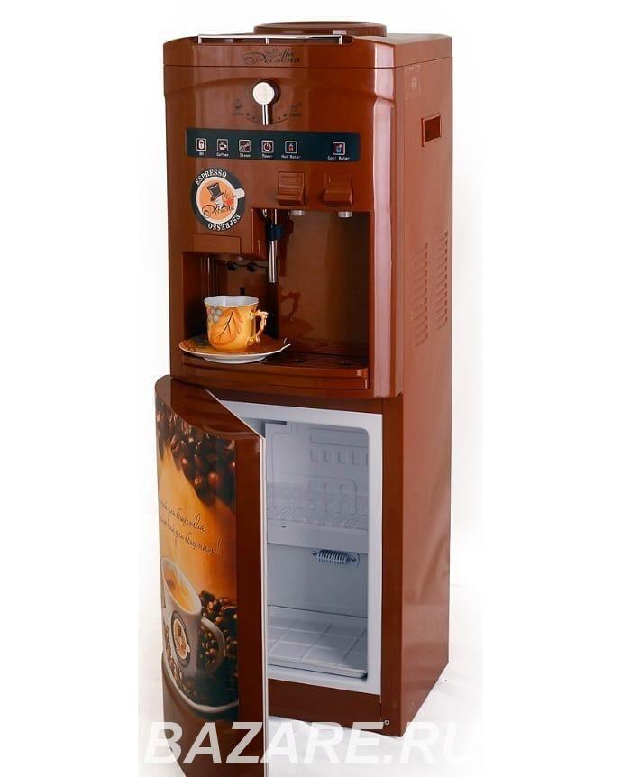 Кулер холодильник кофе-машина 4 1, Краснодар. Центральный р-н