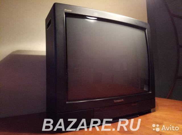 Продаю ТВ. .. Panasonic 64 . .. 21 system 2 speaker system,  Томск